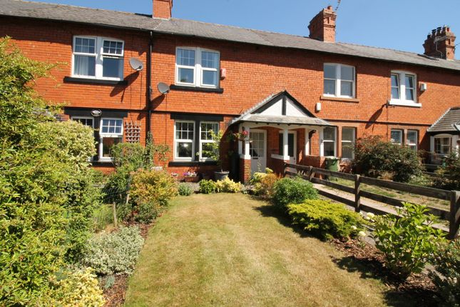 Thumbnail Terraced house for sale in Collin Place, Newtown Road, Carlisle