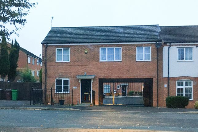 2 bed detached house for sale in Tannin Cresent, Bulwell, Nottingham, Nottinghamshire NG6