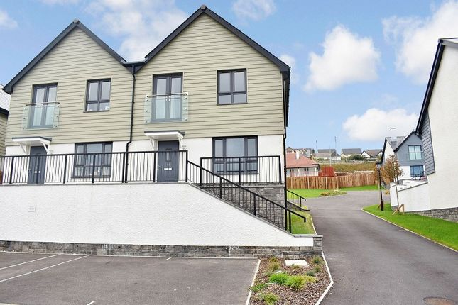 Thumbnail Semi-detached house for sale in Craig Yr Eos Avenue, Ogmore-By-Sea, Bridgend.
