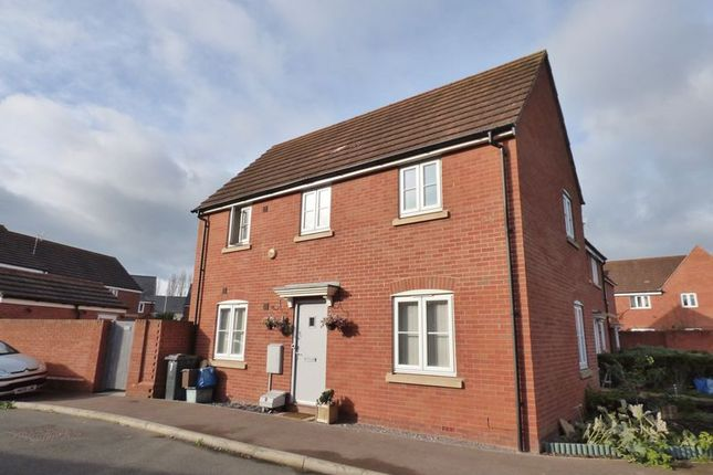 Thumbnail Semi-detached house for sale in Drydock Way, Hempsted, Gloucester
