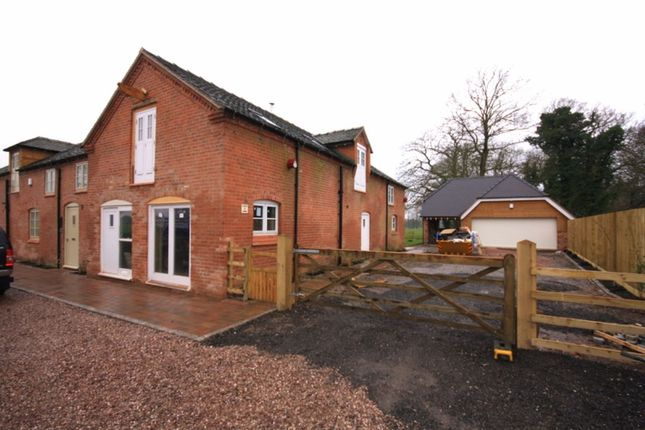 Thumbnail Semi-detached house for sale in Buttertons Lane, Oakhanger, Cheshire