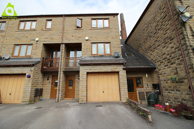 Thumbnail Mews house for sale in Capitol Close, Smithills