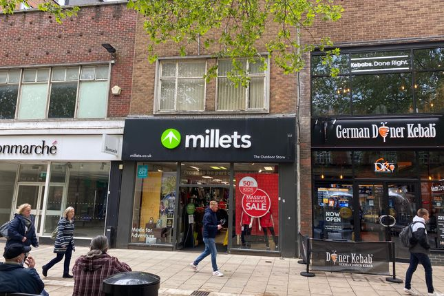 Thumbnail Retail premises to let in Bridge Street, Peterborough