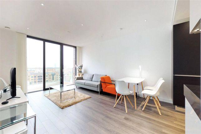 Thumbnail Flat to rent in Meranti House, London