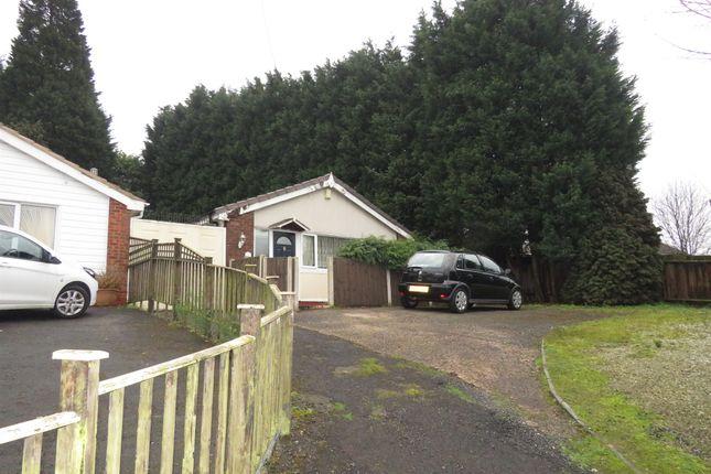 Thumbnail Detached bungalow for sale in Braemar Drive, Erdington, Birmingham