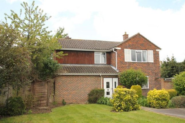 Thumbnail Detached house for sale in Marbeck Close, Windsor