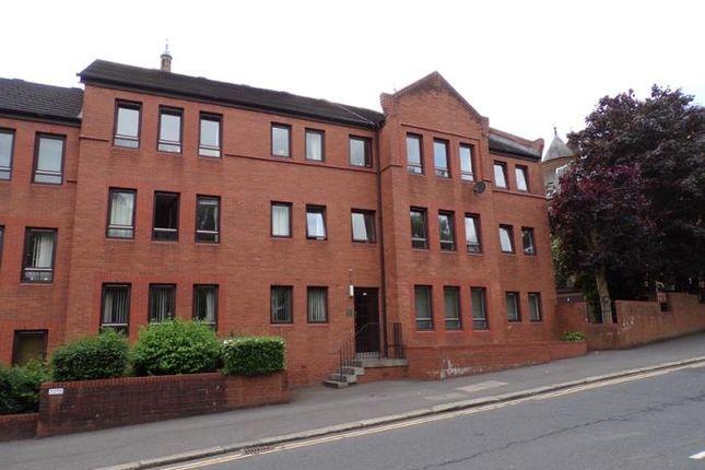 Thumbnail Flat to rent in John Knox Street, Glasgow
