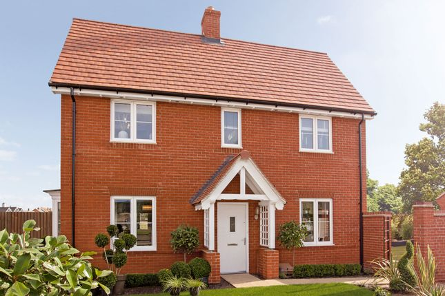 """Thumbnail Detached house for sale in """"The Staunton"""" At Witney Road, Kingston Bagpuize, Abingdon OX13, Kingston Bagpuize,"""