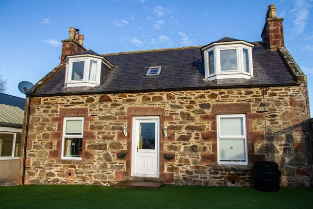 Thumbnail Detached house for sale in Auchterless, Turriff