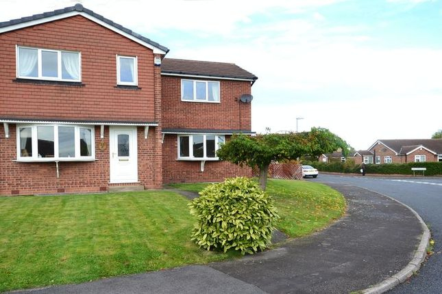 4 bed detached house for sale in Celandine Rise, Swinton, Mexborough