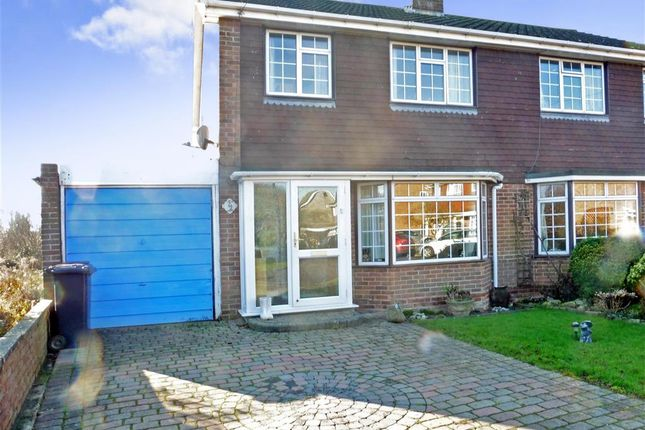 3 bed semi-detached house for sale in Whitley Close, Emsworth, Hampshire