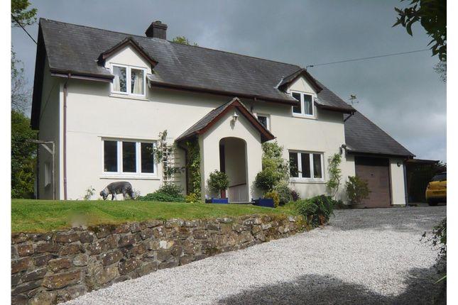 Thumbnail Detached house for sale in Germansweek, Beaworthy