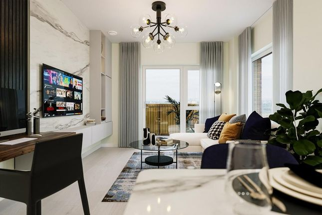 """2 bed flat for sale in """"Ivy Apartments"""" at Bittacy Hill, London NW7"""