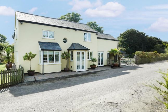 Thumbnail Detached house for sale in High Cross, Lutterworth