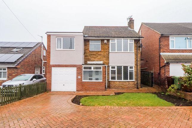 4 bed detached house for sale in Westfield Road, Horbury, Wakefield WF4