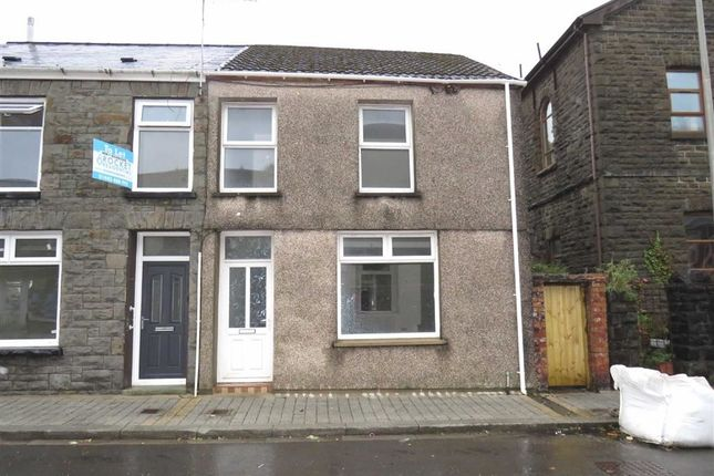 Thumbnail Semi-detached house to rent in Wyndham Street, Treherbert, Treorchy