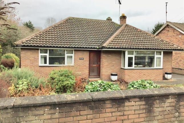 Thumbnail Bungalow for sale in Moss Road, Wrockwardine Wood, Telford