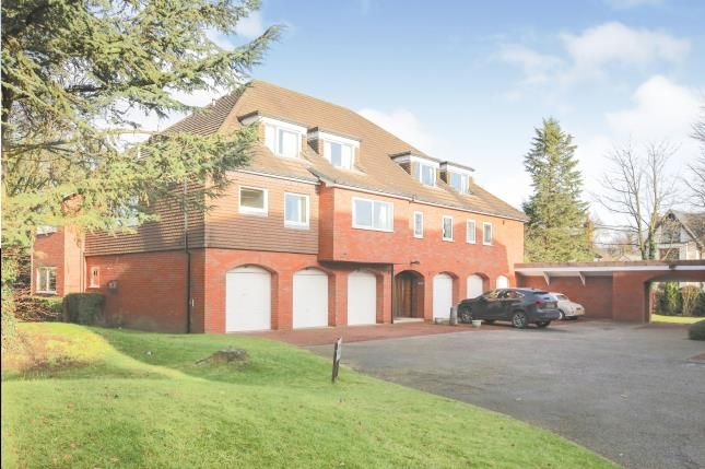 Thumbnail Flat for sale in Green Hall Mews, Wilmslow, Cheshire, .