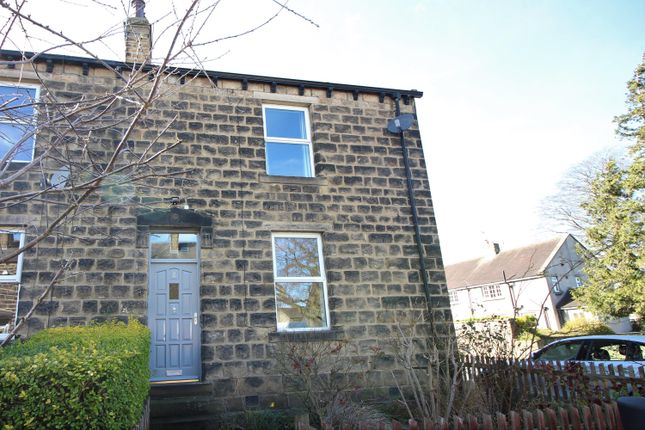 Thumbnail End terrace house for sale in Lawn Road, Burley In Wharfedale, Ilkley