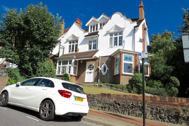 Thumbnail Flat for sale in Rodway Road, London