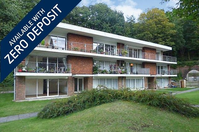 Thumbnail 2 bed flat to rent in Brisbane House, The Fairway, Midhurst