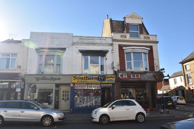 Thumbnail Flat to rent in Albert Road, Southsea, Hampshire