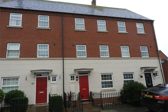 Thumbnail Terraced house to rent in Horseshoe Way, Hampton Vale, Peterborough, Cambridgeshire