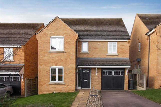 Thumbnail Detached house for sale in Cooper Drive, Leighton Buzzard