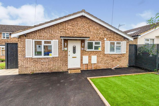 Thumbnail Detached bungalow for sale in Larch Avenue, Bricket Wood, St. Albans