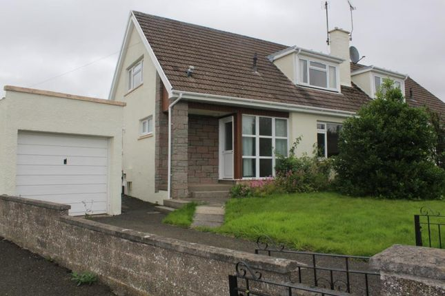 Thumbnail Detached house to rent in Kilmaron Crescent, Cupar