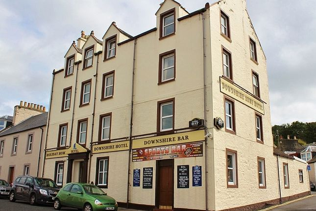 Thumbnail Town house for sale in The Downshire Hotel, Portpatrick