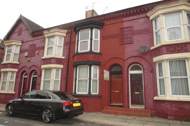 Thumbnail Terraced house to rent in Wulstan Street, Walton