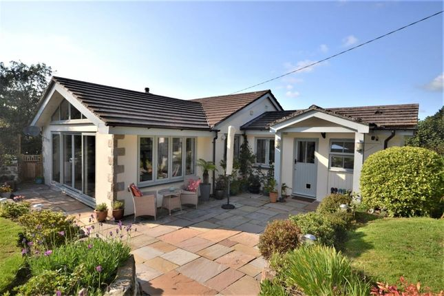Thumbnail Detached bungalow for sale in Holmbush, Callington, Cornwall