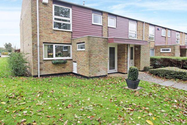 Thumbnail End terrace house for sale in Millfield, New Ash Green, Longfield