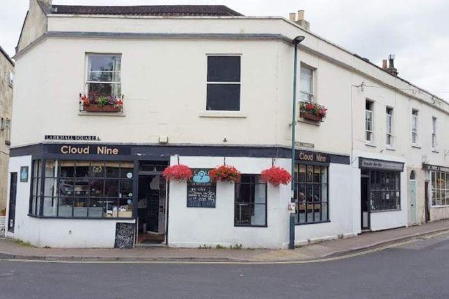 Thumbnail Restaurant/cafe to let in T/A Cloud Nine Café, Bath