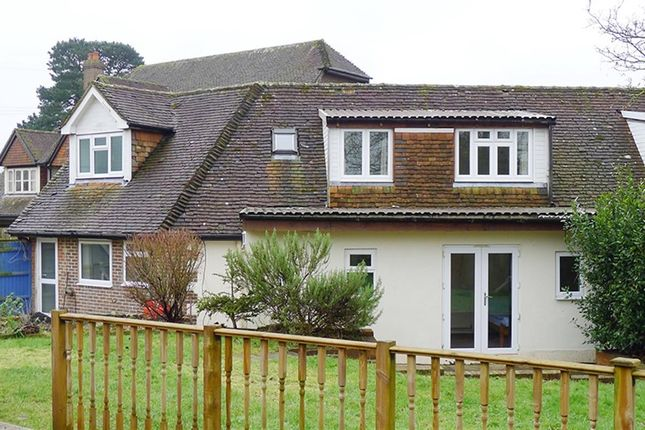 Thumbnail Cottage for sale in Casbrook Common, Braishfield, Romsey