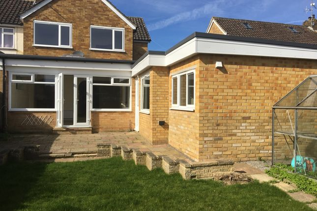 Thumbnail Semi-detached house to rent in Church Walk, Brighton Road, Horley