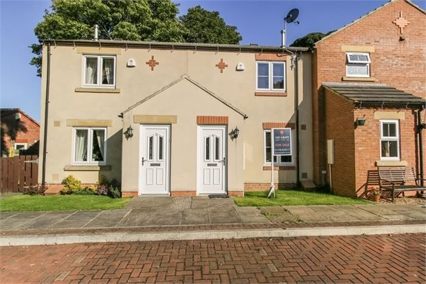 Thumbnail Property to rent in Cottages, Beck Court, Catterick Garrison, North Yorkshire.