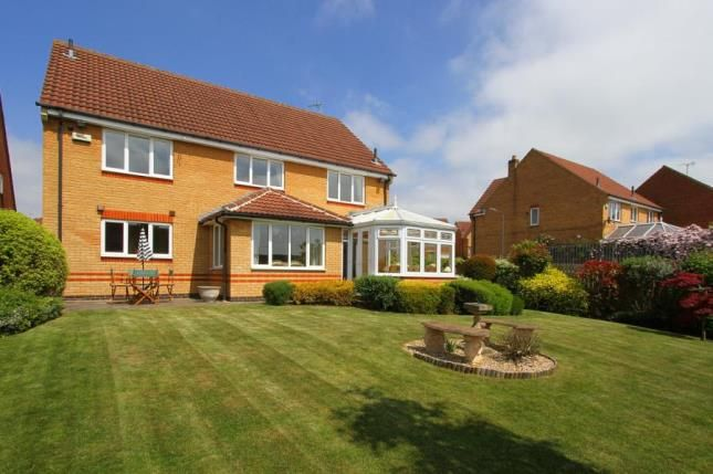 Thumbnail Detached house for sale in Cottam Drive, Barlborough, Chesterfield, Derbyshire