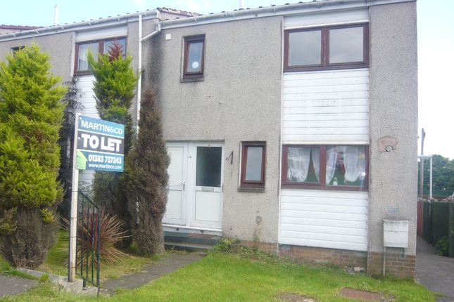 Thumbnail Semi-detached house to rent in Grampian Road, Rosyth, Dunfermline