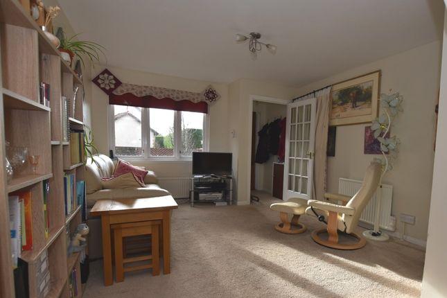 Lounge of Sandport Close, Kinross KY13
