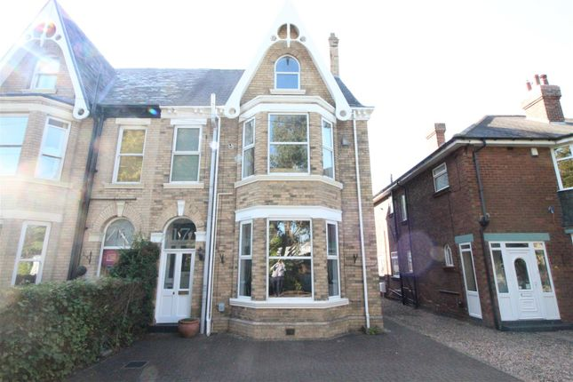 Thumbnail Semi-detached house for sale in Northgate, Cottingham