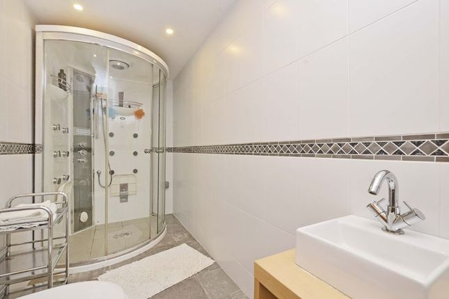 Shower Room of Forest Edge, Whirlow, Sheffield S11