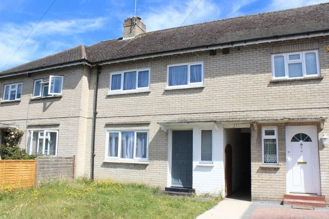 Thumbnail Terraced house for sale in Larchwood Drive, Englefield Green, Egham