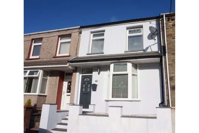 Thumbnail Terraced house for sale in Glanaman Road, Aberdare