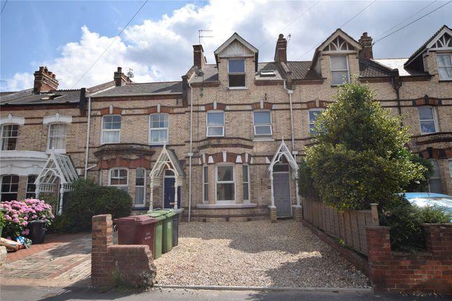 Thumbnail Terraced house for sale in Okehampton Road, St. Thomas, Exeter