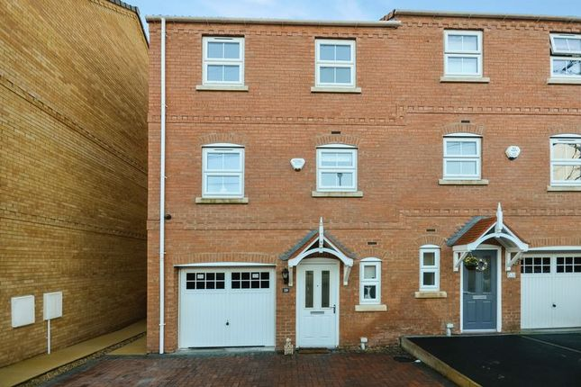 4 bed semi-detached house for sale in 39 Springfield Road, Lofthouse, Wakefield
