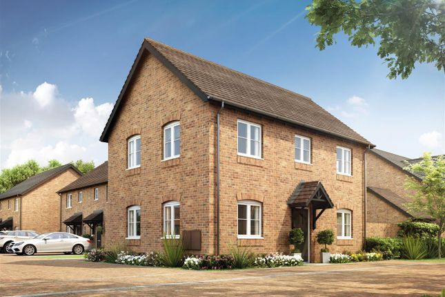 Thumbnail Detached house for sale in Church Road, Newbold On Stour, Stratford-Upon-Avon