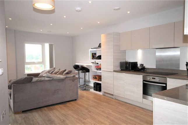 Flat for sale in Wandle Road, Croydon