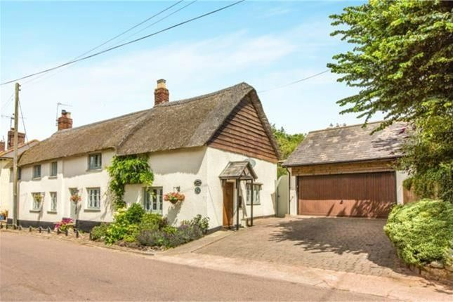 Thumbnail Cottage for sale in Yettington, Budleigh Salterton